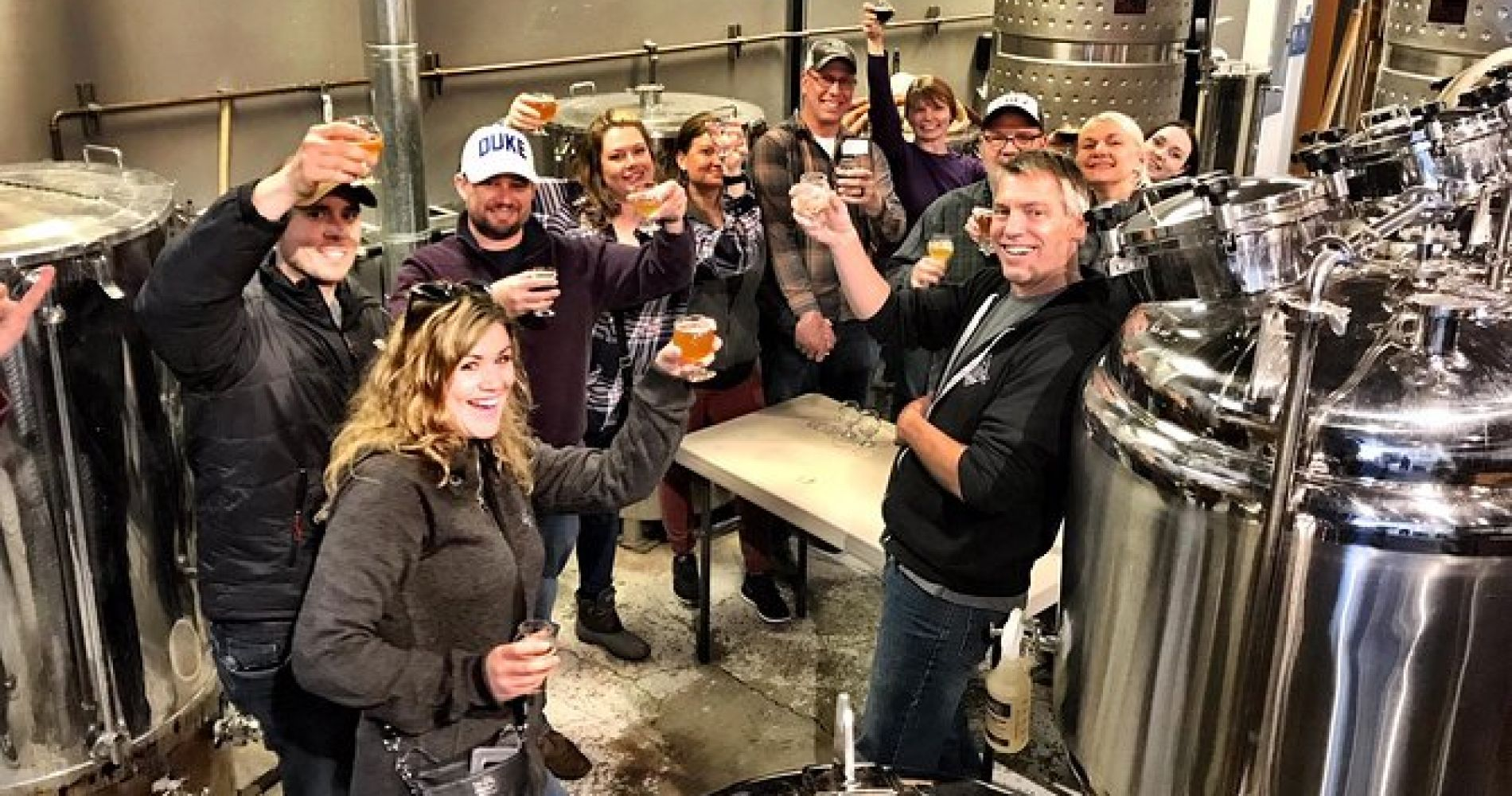 Anchorage Brews Experience in Alaska for Two