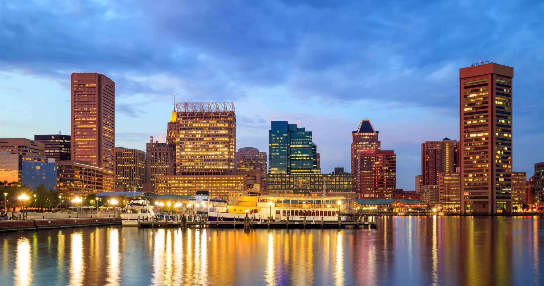 Baltimore Buffet Dance Cruise for Two
