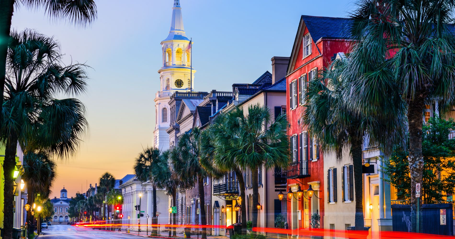 Historic Charleston Tour and Southern Mansion Combo for Two