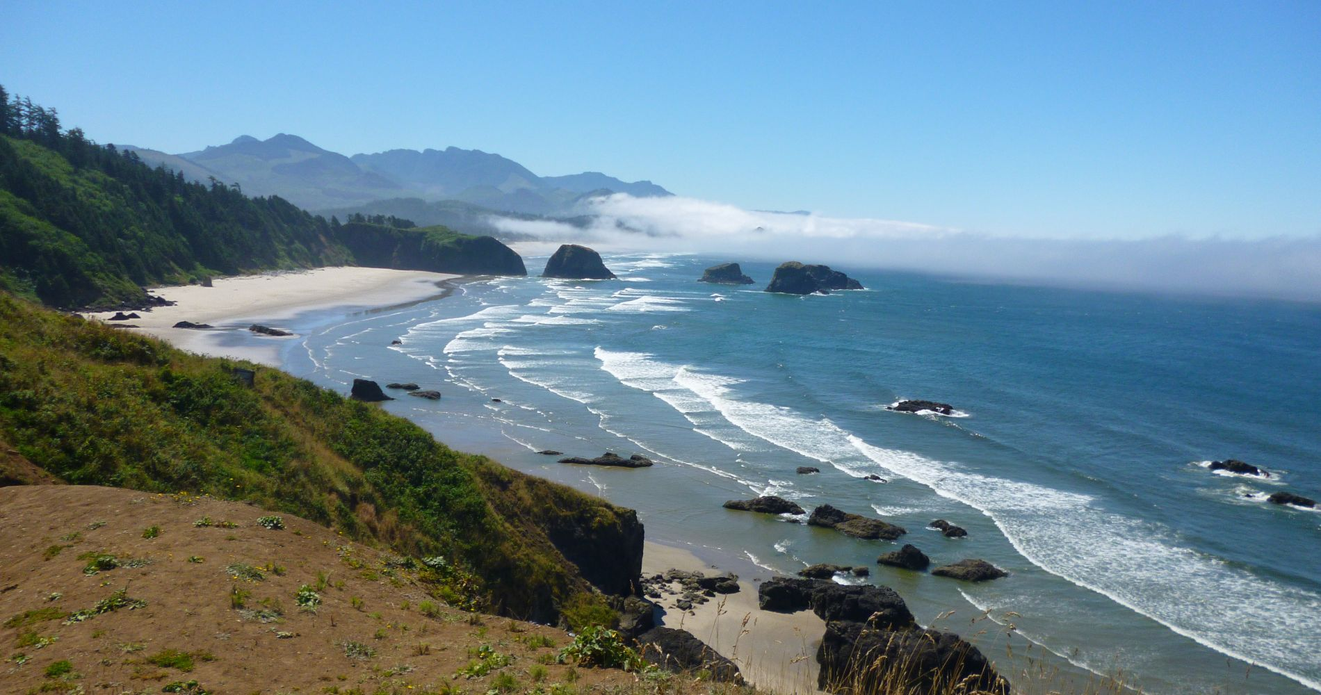 Oregon Full-Day Northern Coast Tour for Two