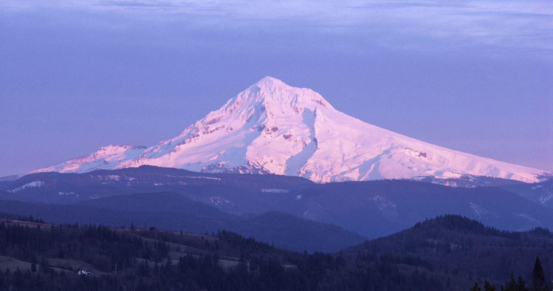 Mt. Hood: Full-Day Loop Tour from Portland for Two