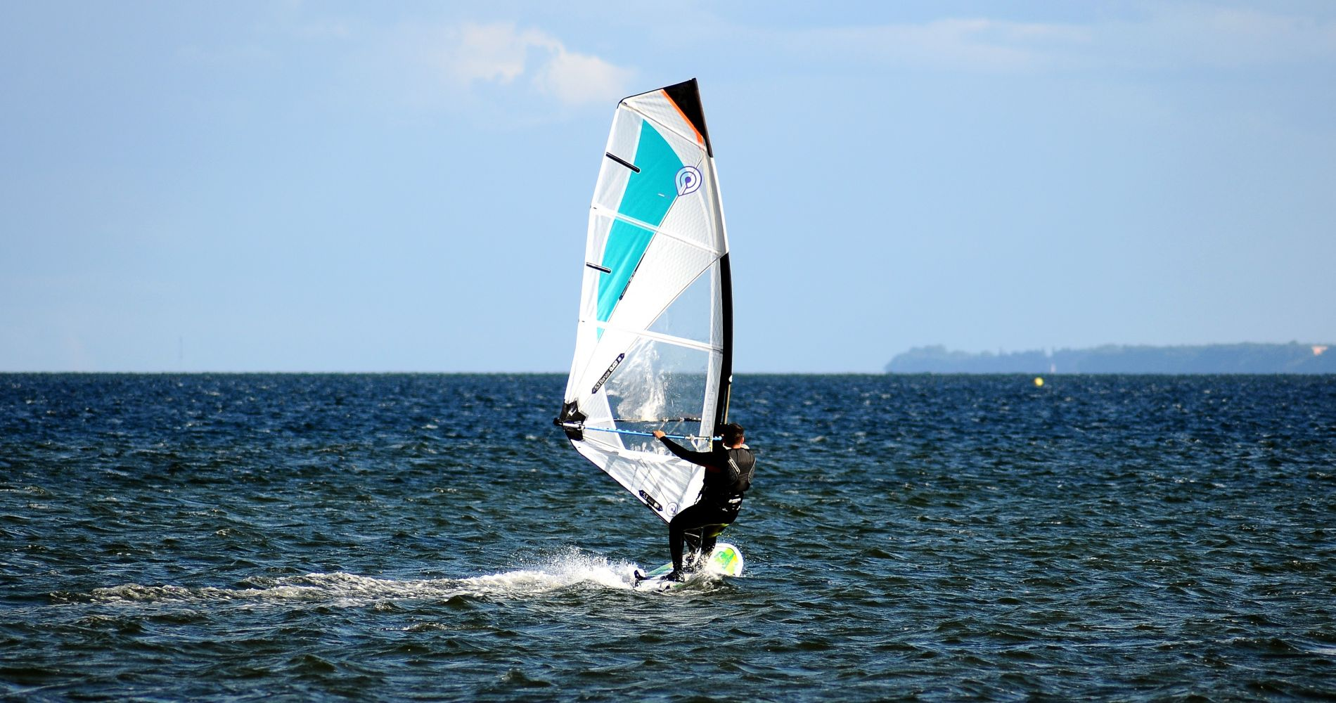Group Windsurfing Lesson in Florida