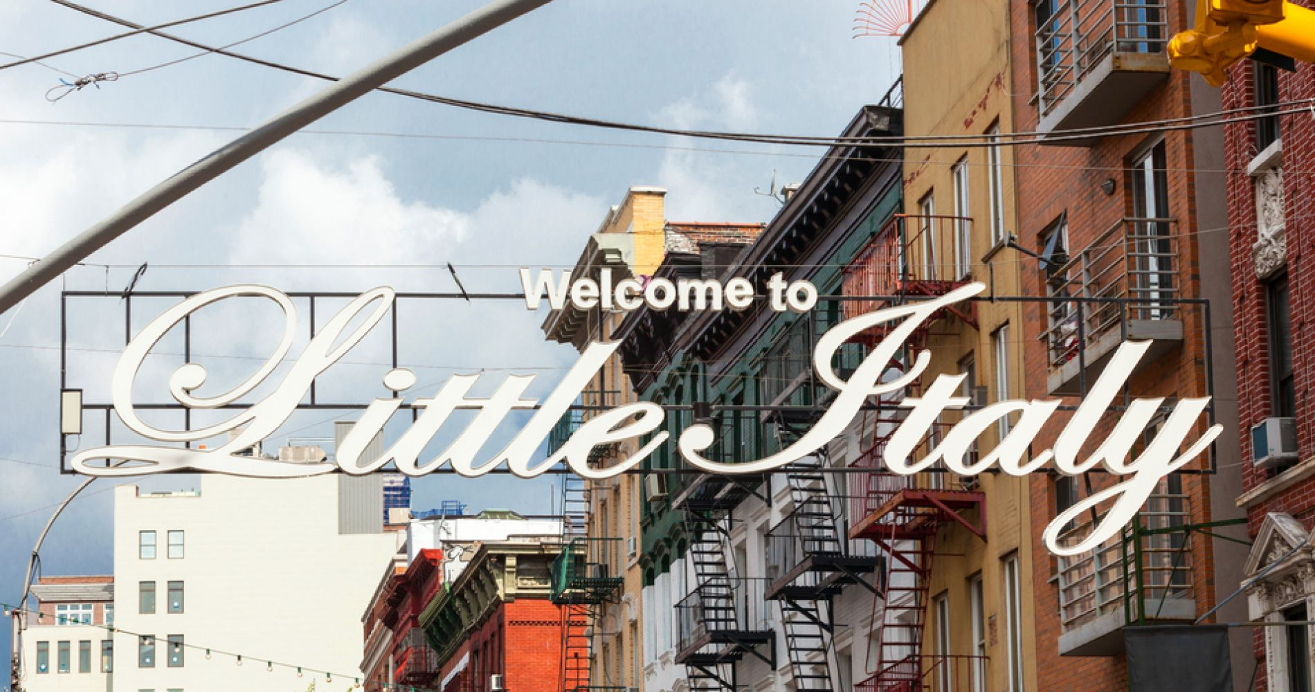Little Italy Foodie Experience Gift