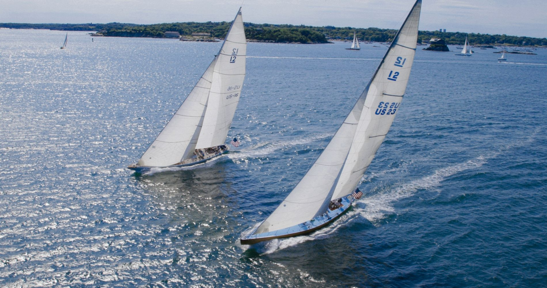 Sailing Experience in Newport