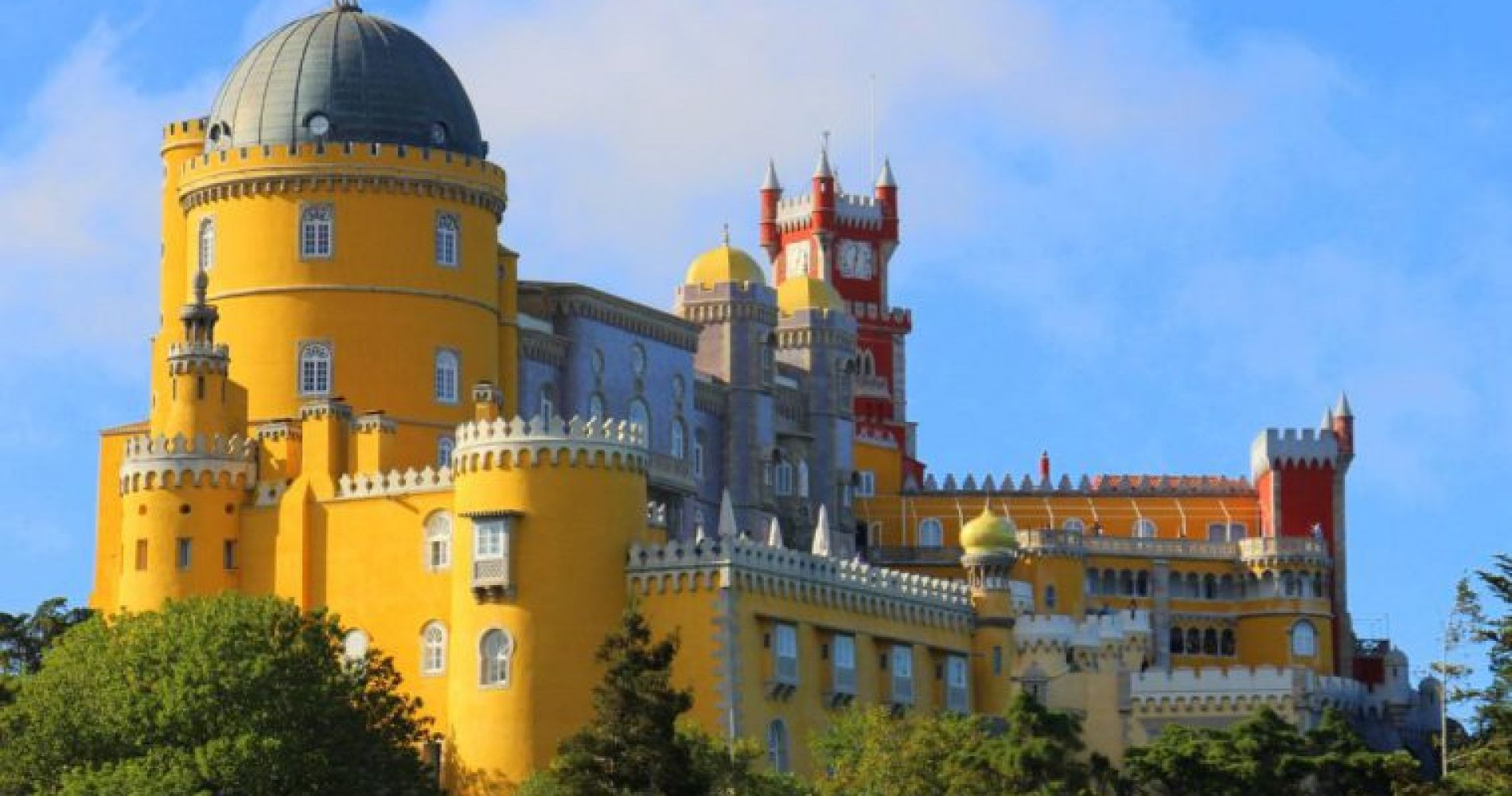 Castles of Sintra - Full-Day Tour from Lisbon