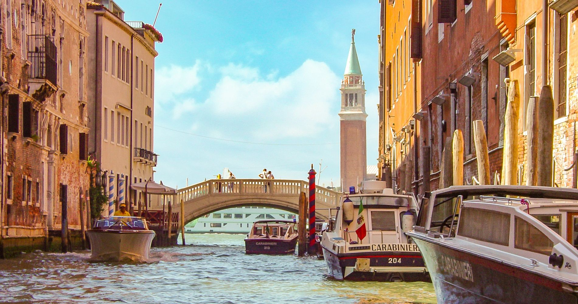 Evening Food & Wine Tour in Venice