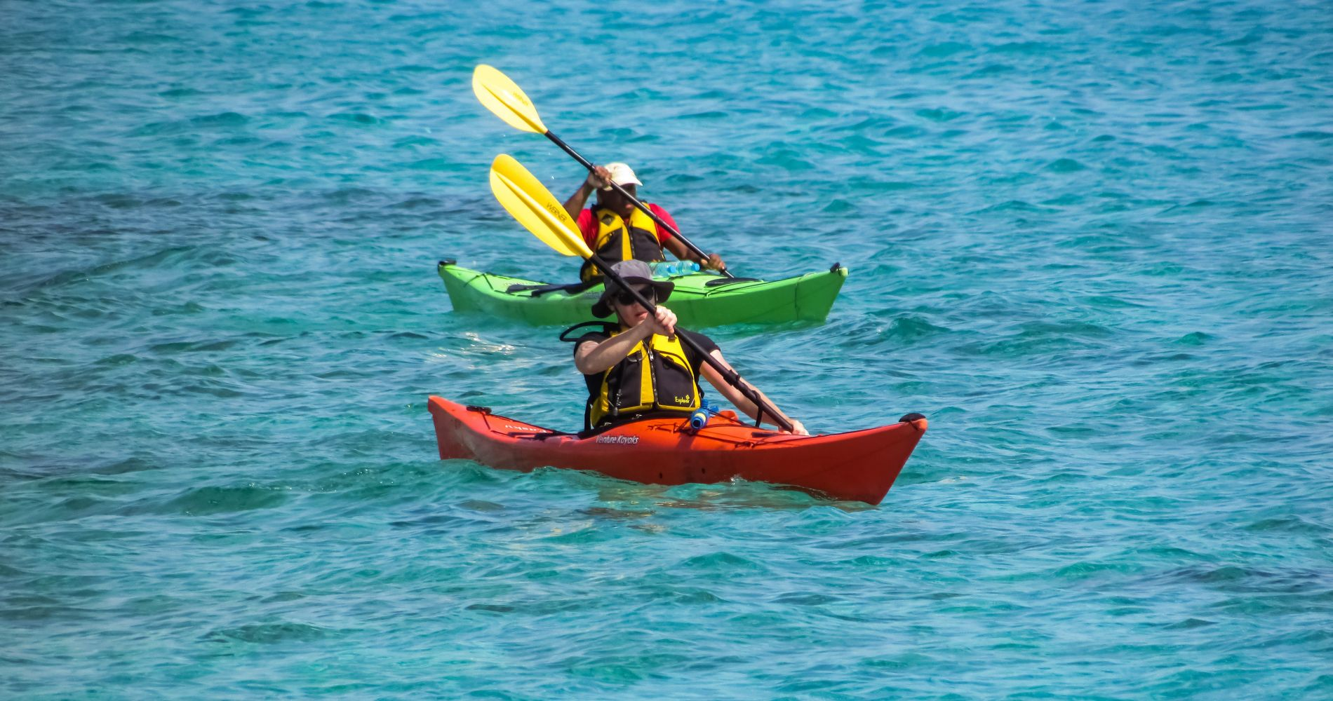Zadar Full-Day Kayaking Tour in Dugi Otok