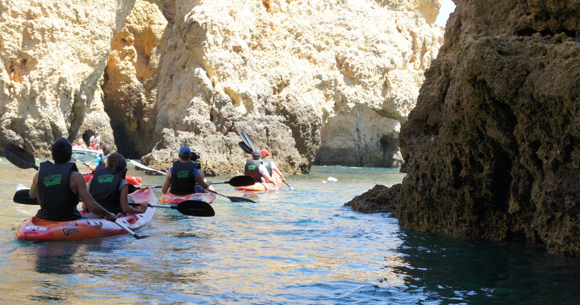 Kayaking in South Portugal for Two