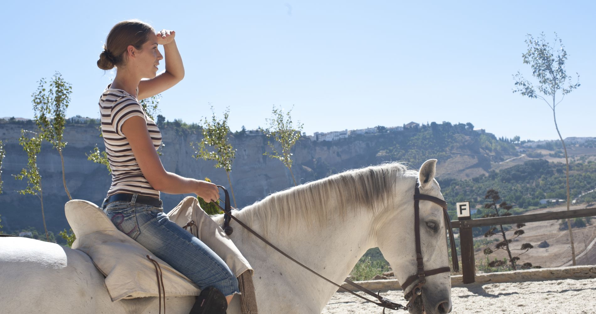 Horse Riding Trip in Andalusia for Two