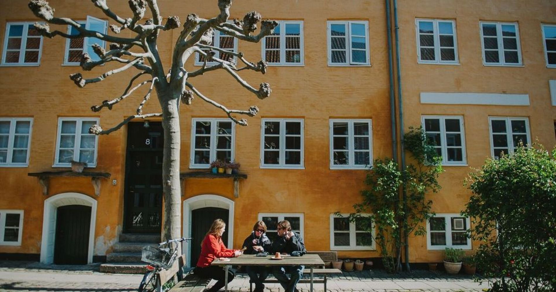 Copenhagen: Hygge and Happiness Half-Day Tour