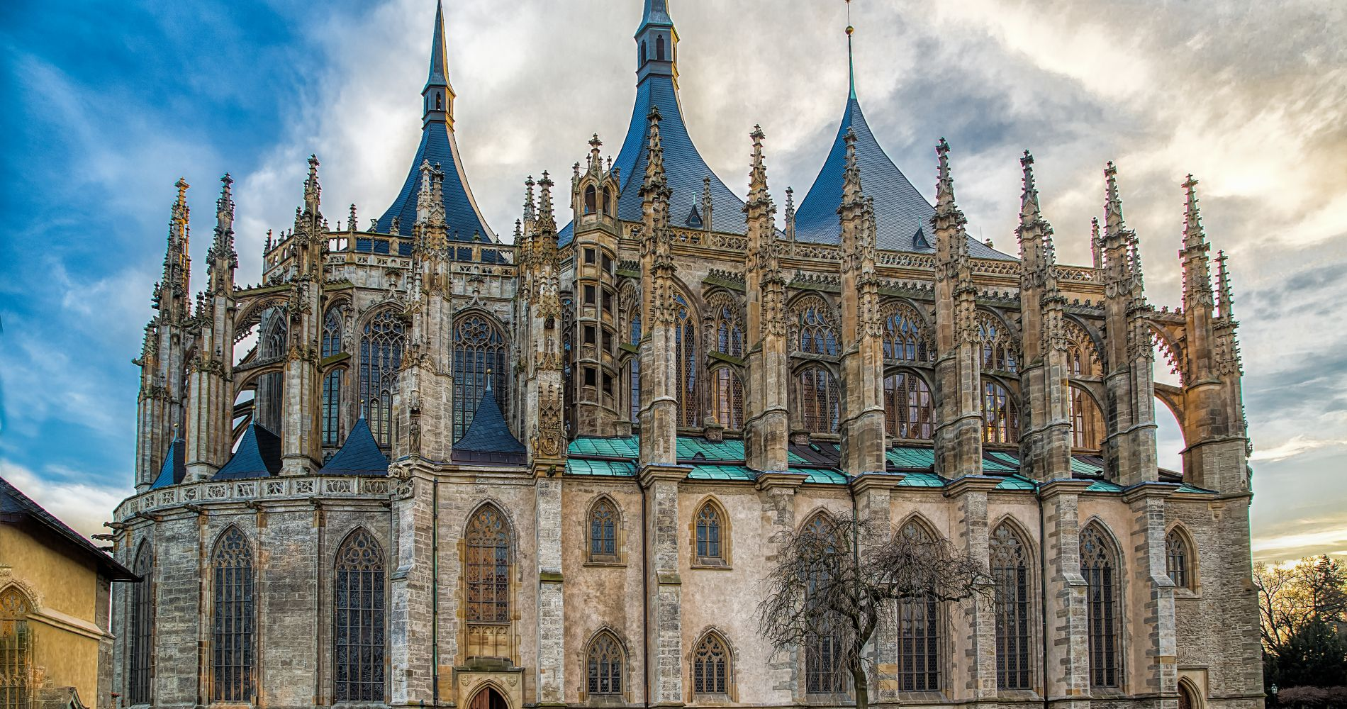 Prague Kutna Hora & Bone Chapel Tour for Two