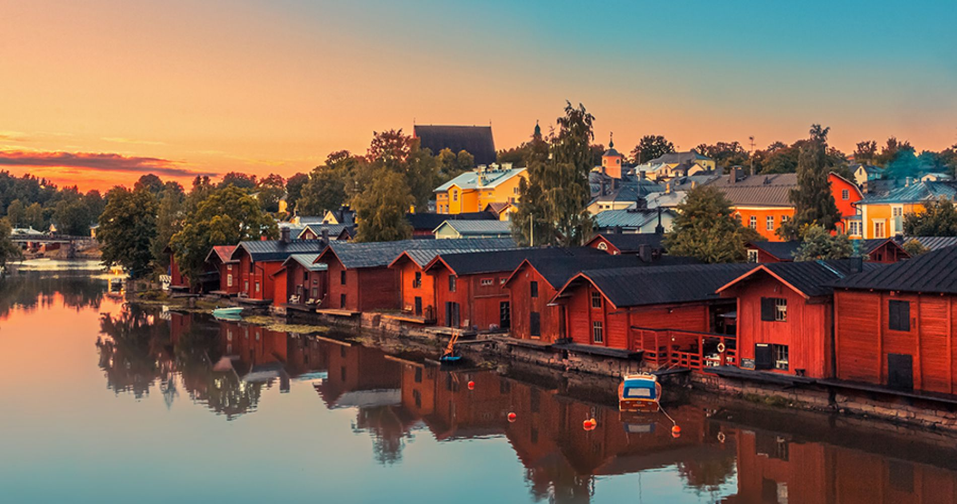 Porvoo Half-Day Tour From Helsinki For Two
