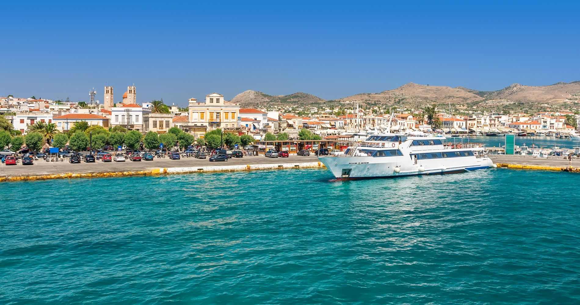Full Day Greek Islands Cruise