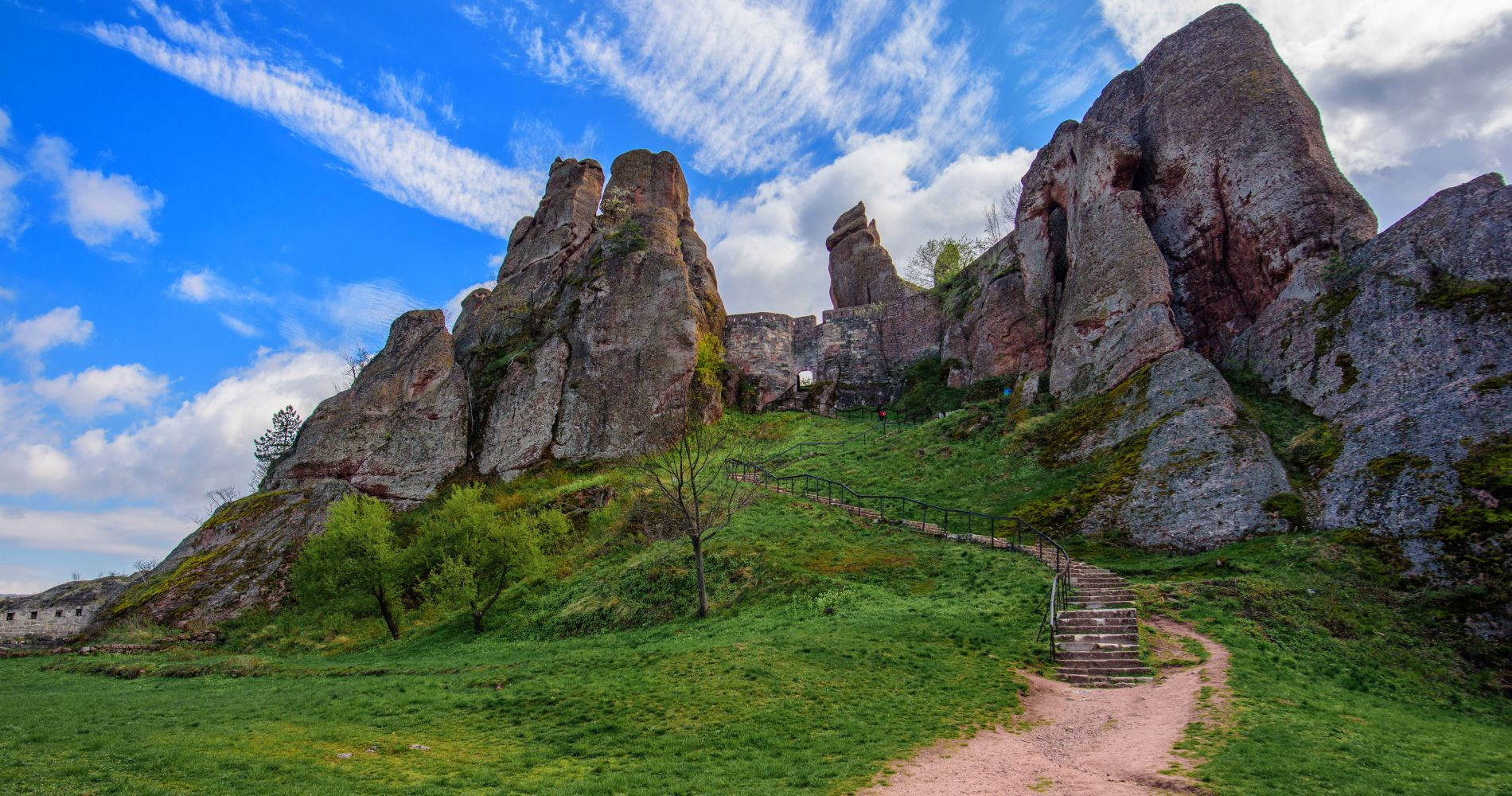 Belogradchik Rocks: Full-Day Trip from Sofia for Two