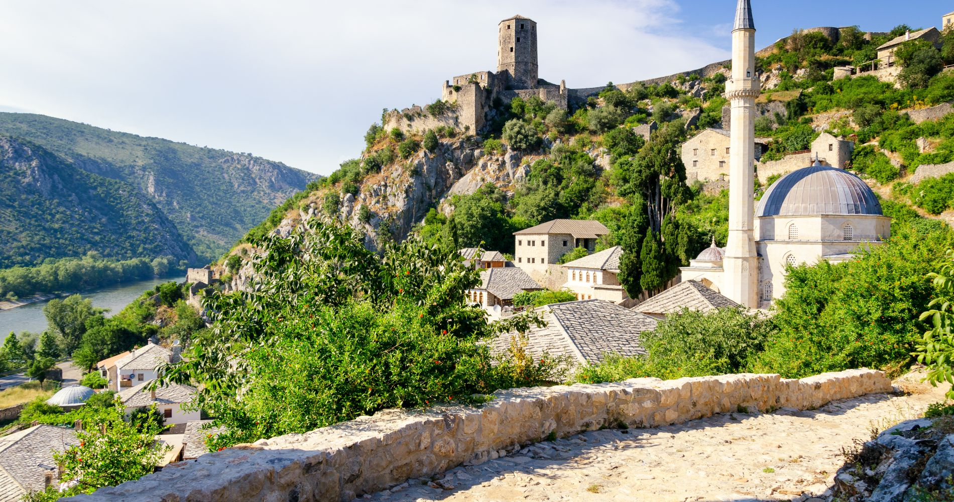 Bosnia and Herzegovina Day Tour From Dubrovnik for Two