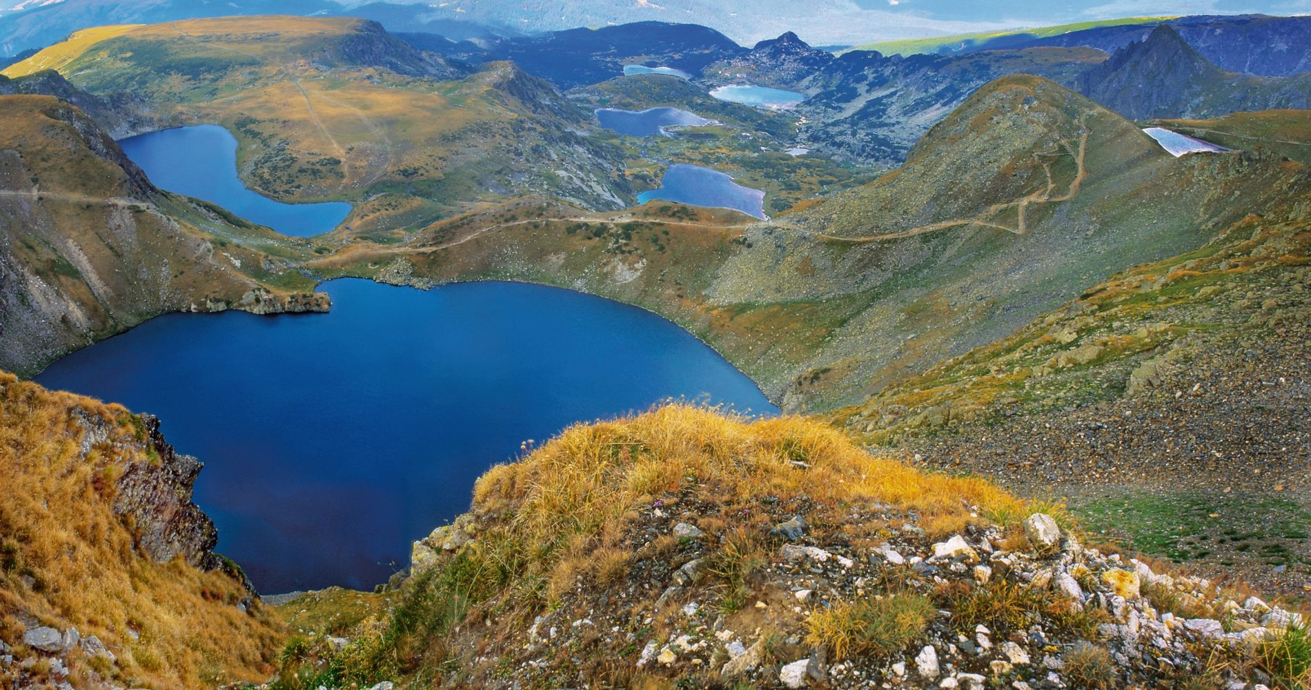 The Seven Rila Lakes: Full-Day Tour from Sofia for Two