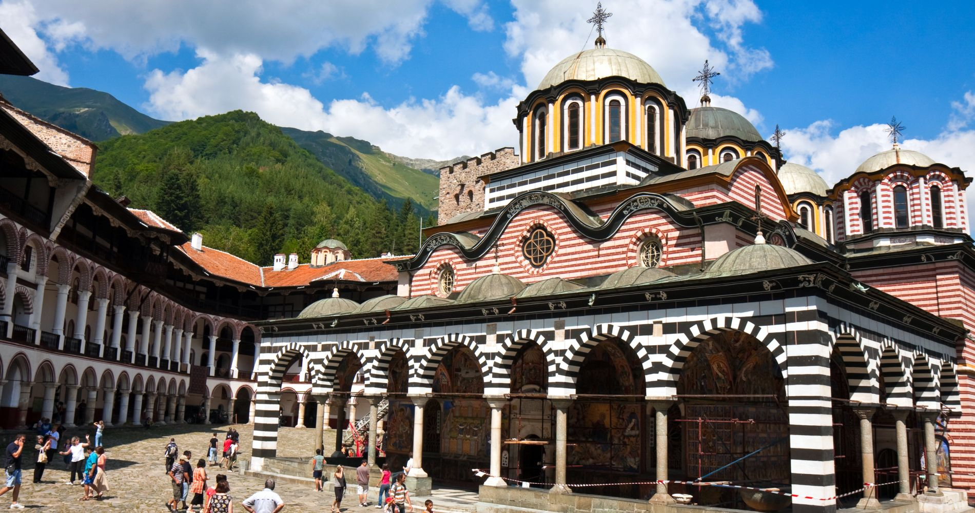 Rila Monastery and Boyana Church Tour for Two