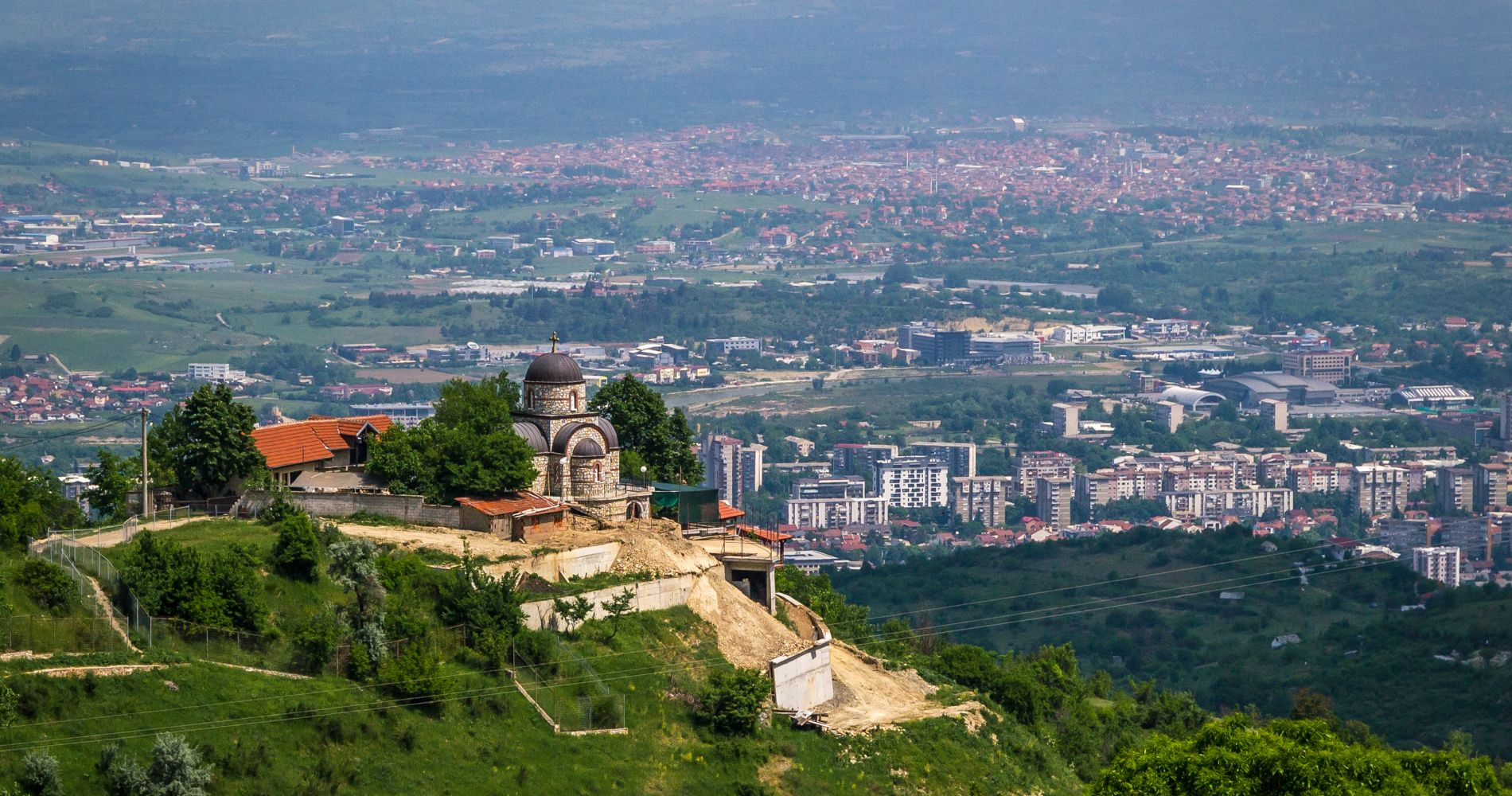 Half-Day Tour of Skopje's Surrounding Beauties for Two