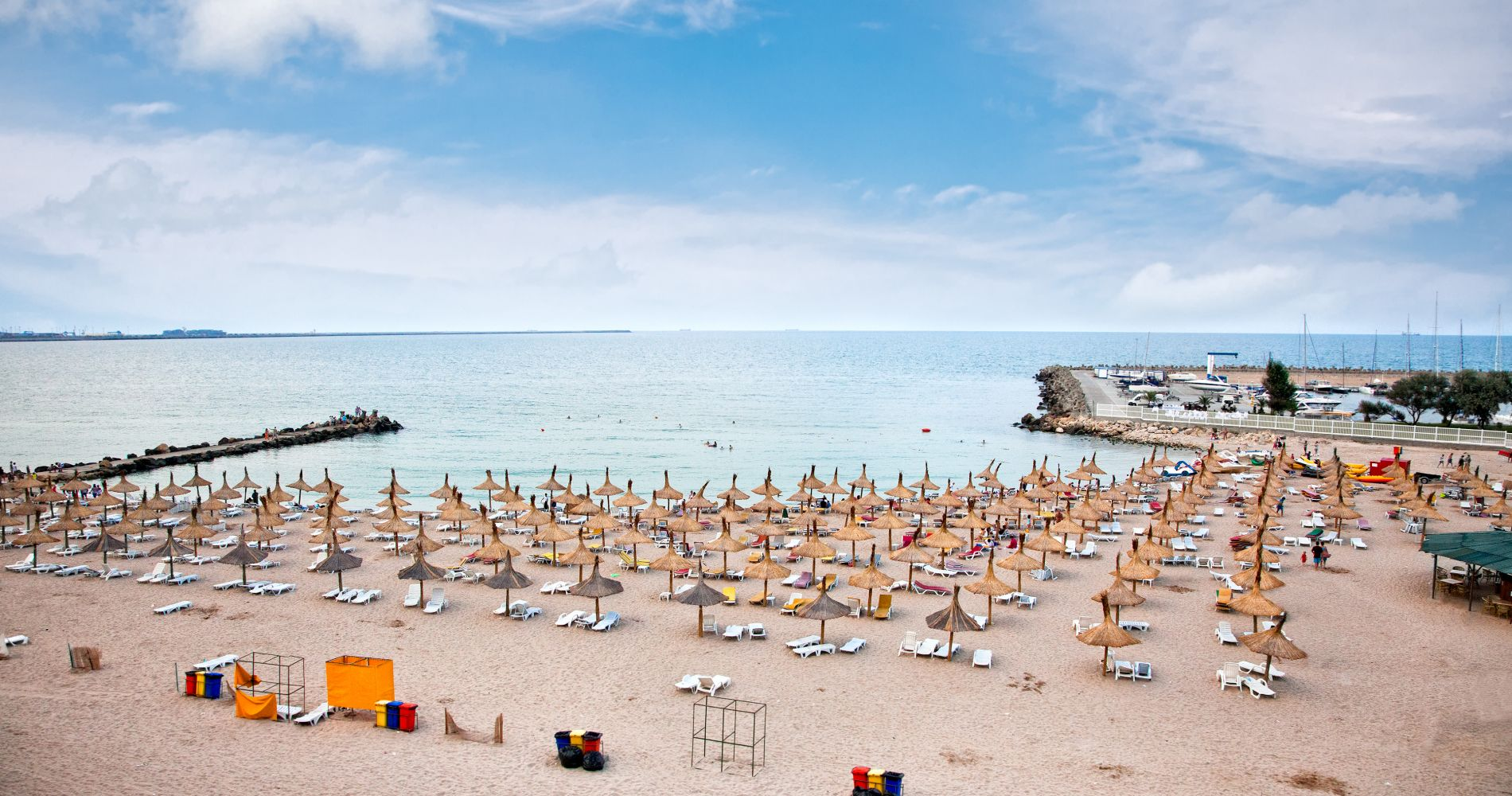 A day by the Black Sea for Two from From Bucharest