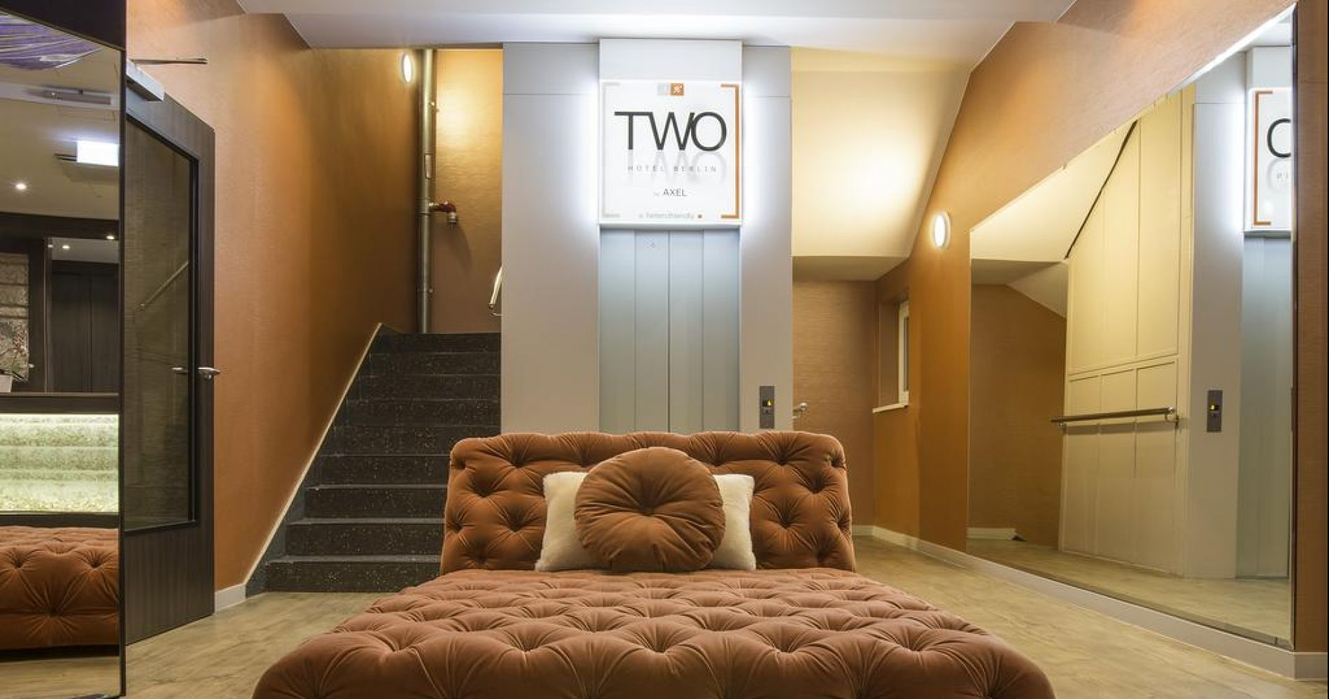 TWO Hotel Berlin by Axel - Adults Only