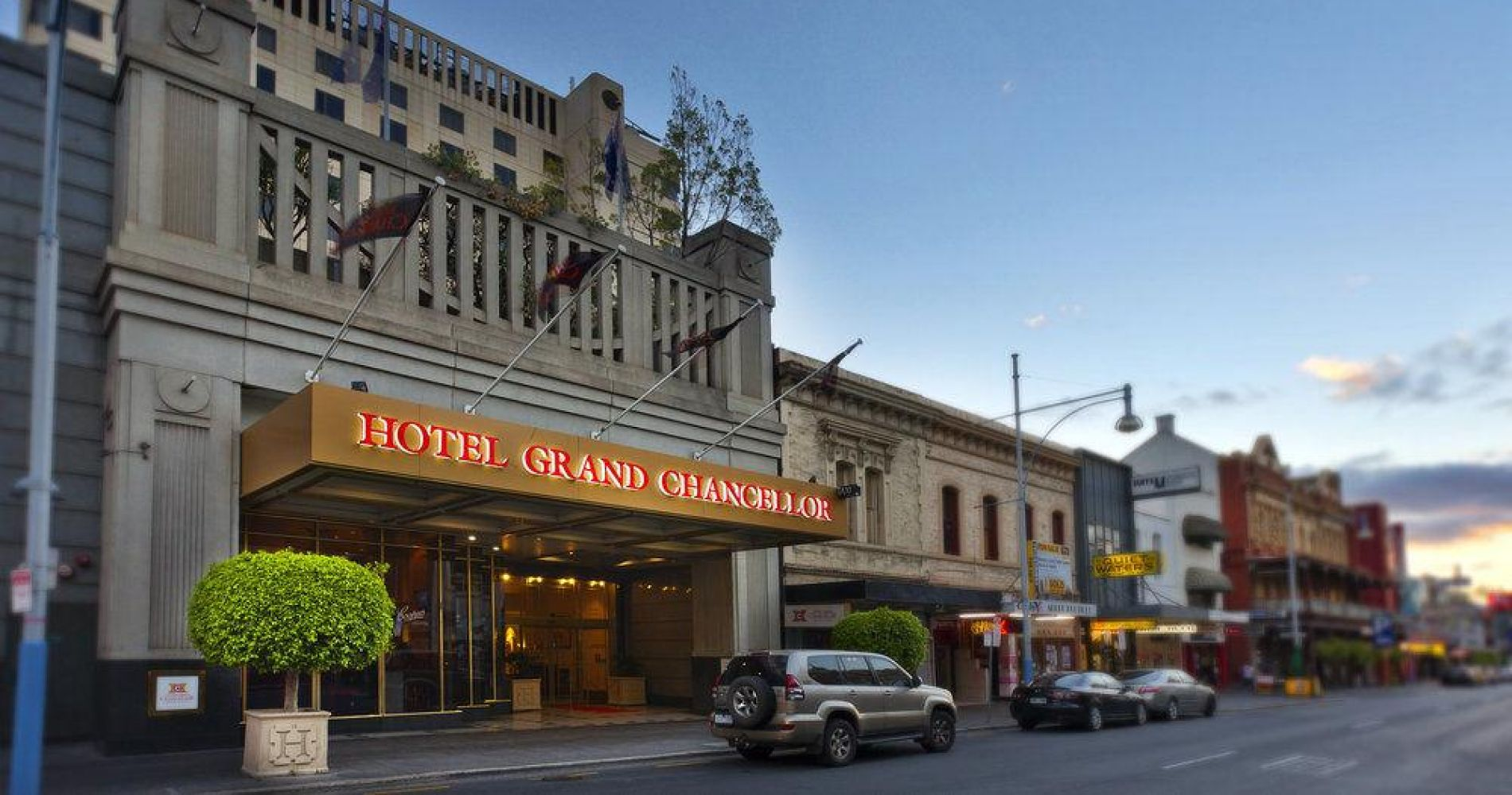 Hotel Grand Chancellor On Hindley