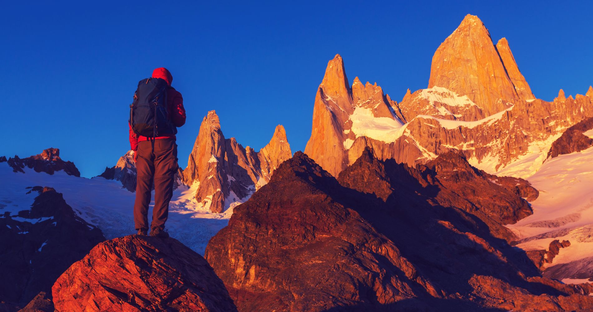 Mount Fitz Roy Hiking Trip for Two