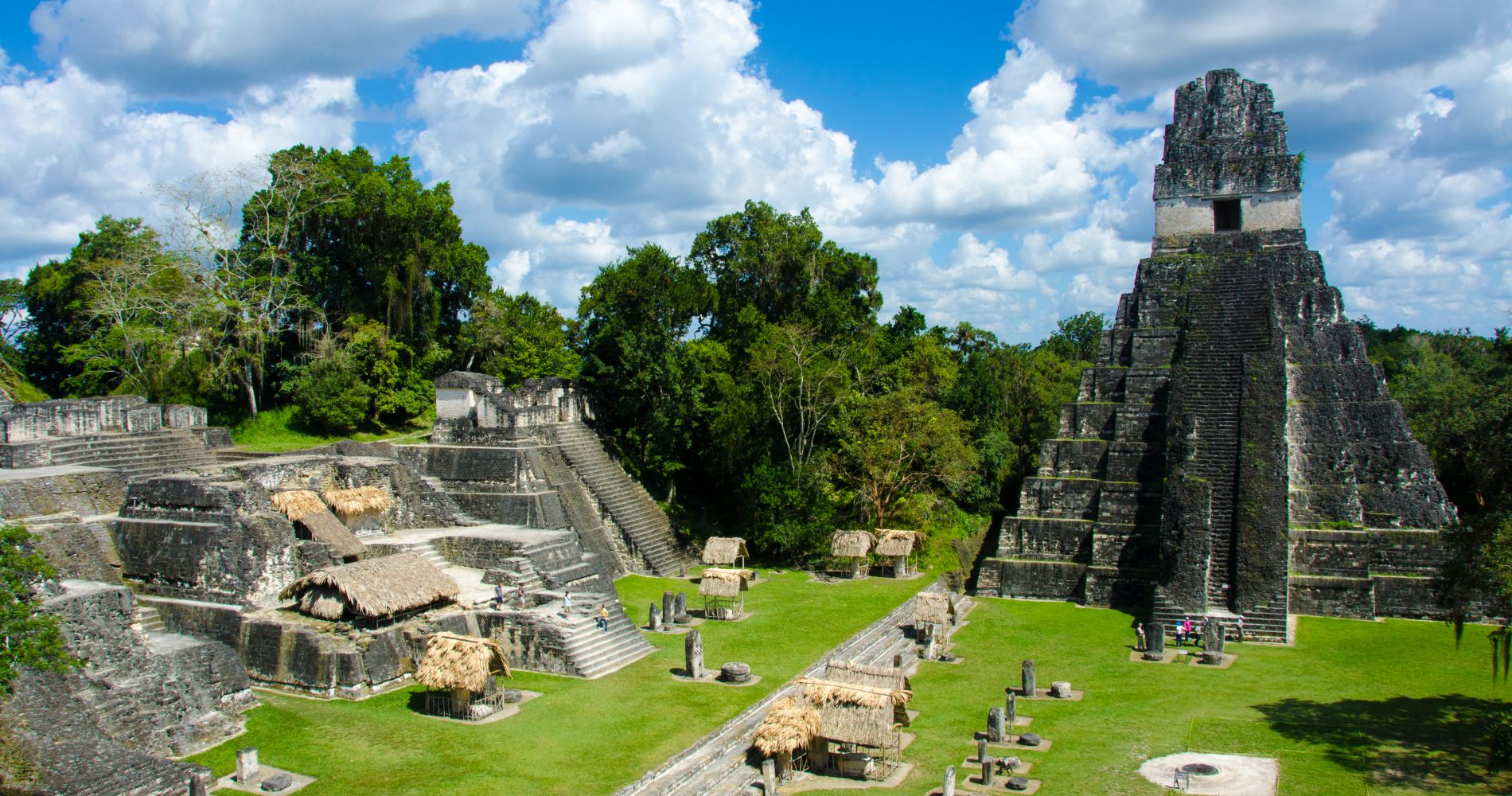 Tikal Day Trip from San Ignacio for Two