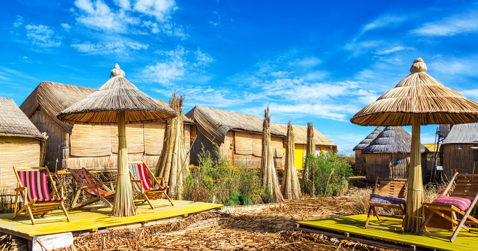 Full-Day Tour of Lake Titicaca from Puno
