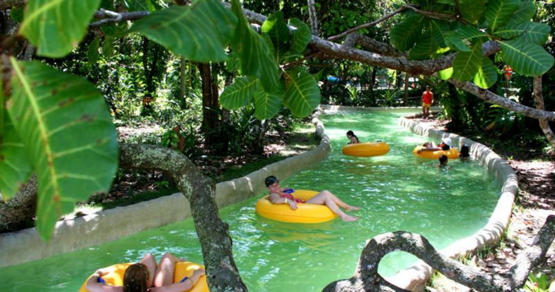 Arraial D'Ajuda Eco Park Adventure in Brazil