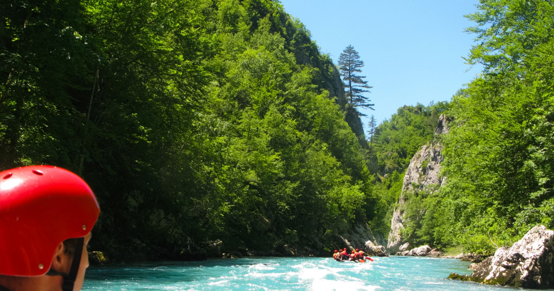 Ultimate Tara River Rafting Experience in Montenegro for Two