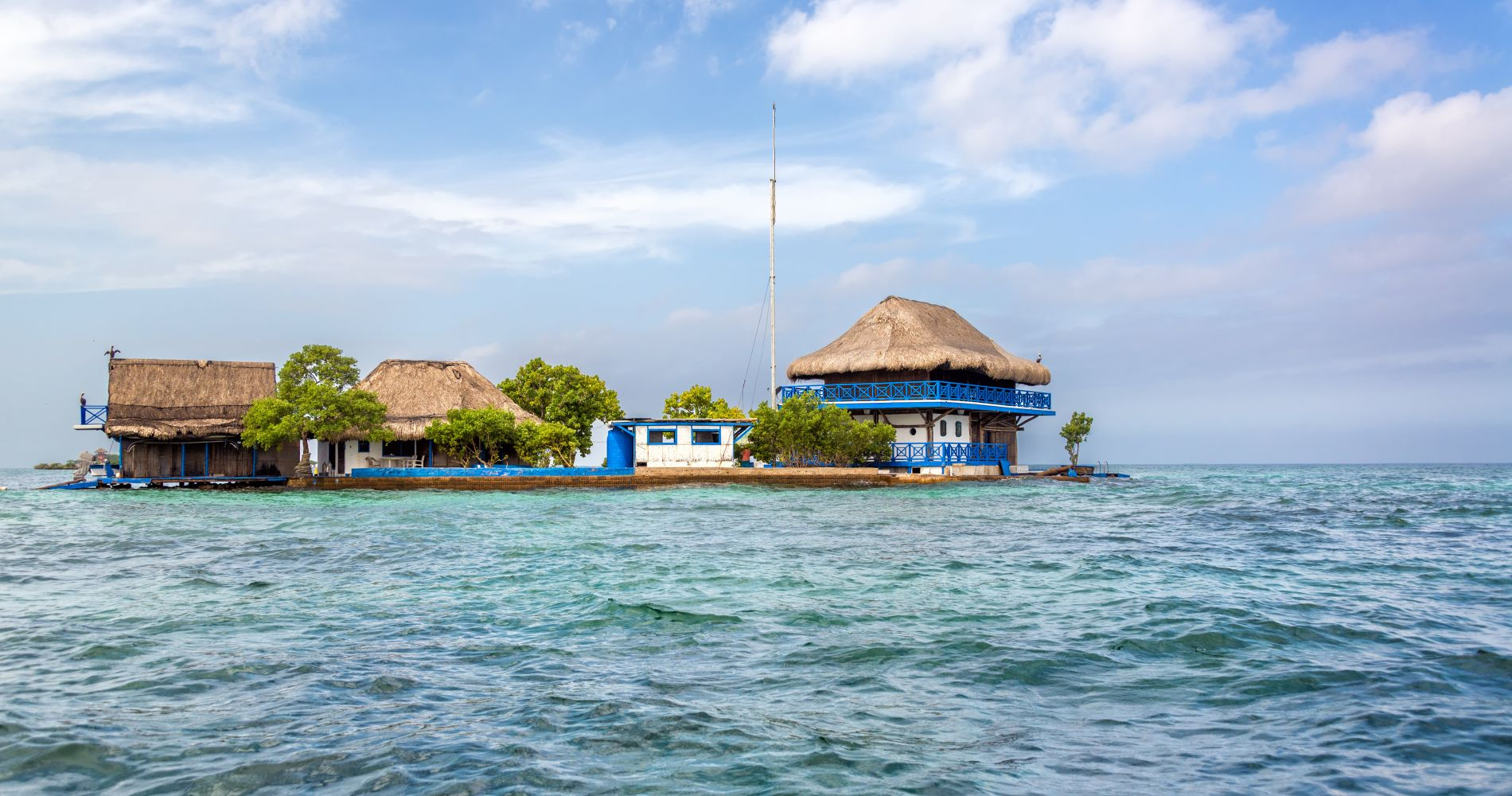 Tour of the Rosario Islands from Cartagena