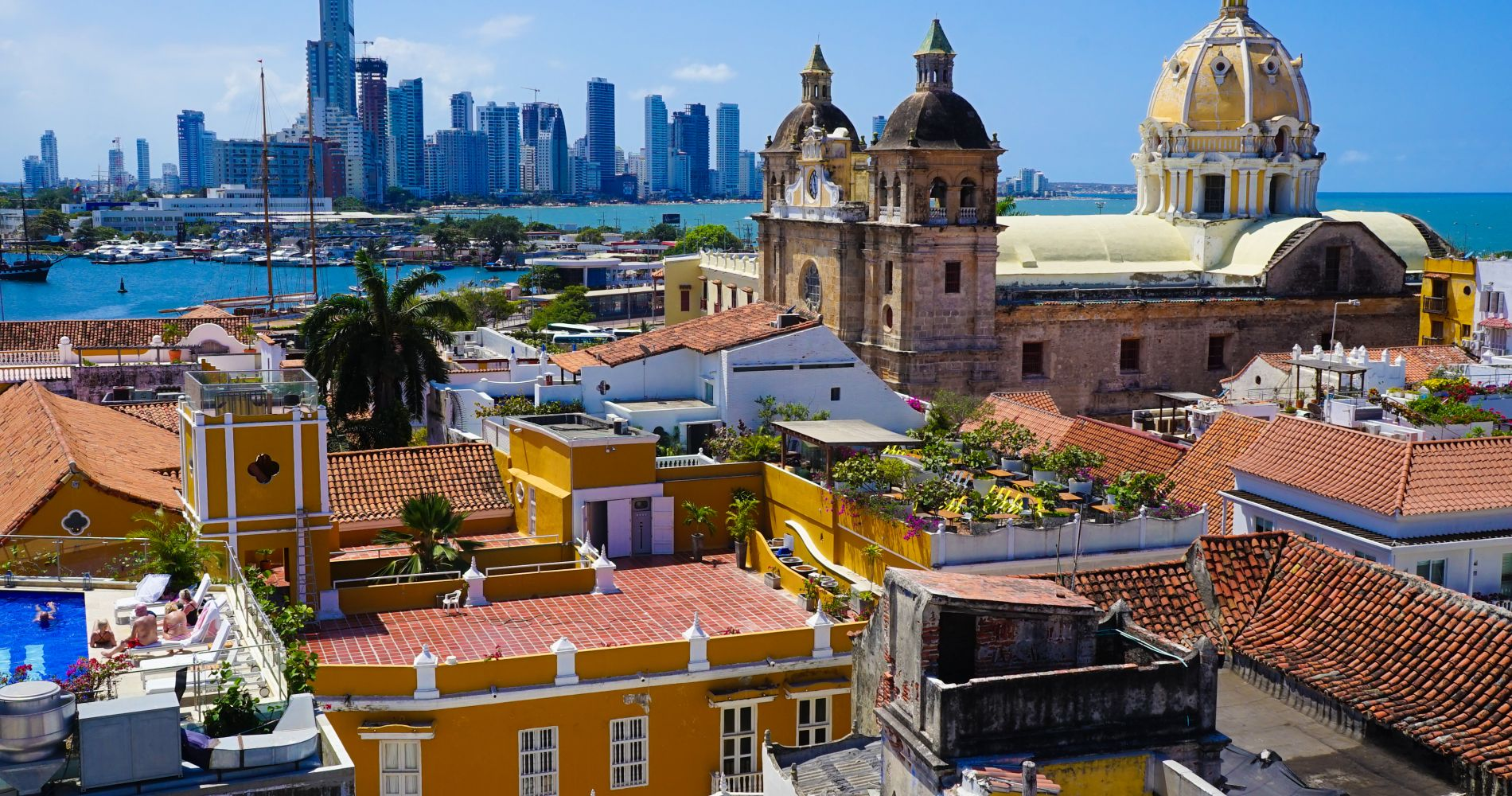 Tour of Historic Cartagena for Two
