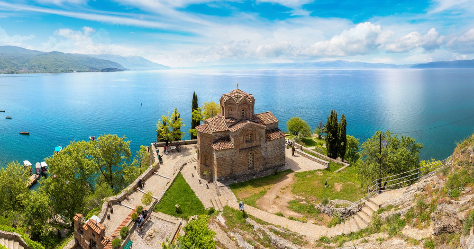 Macedonia's Pearl - Ohrid Day Trip from Skopje