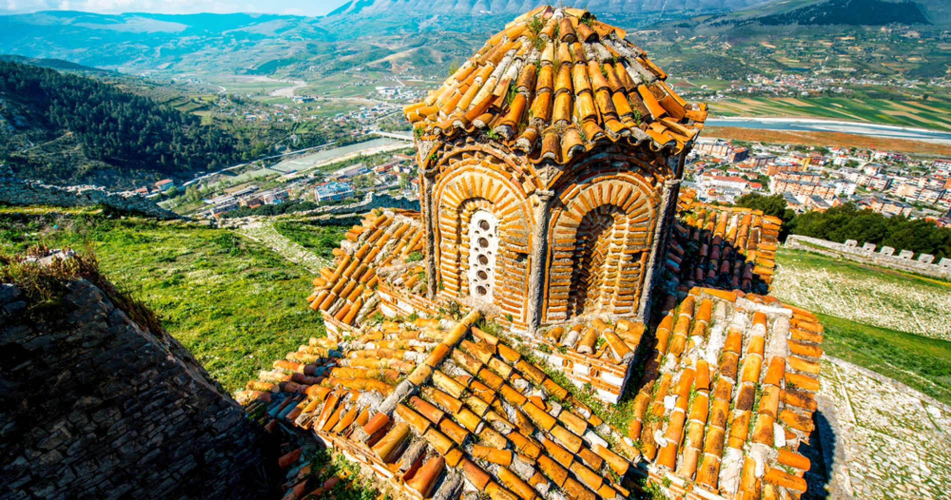 Berat Full-Day Tour from Tirana for Two