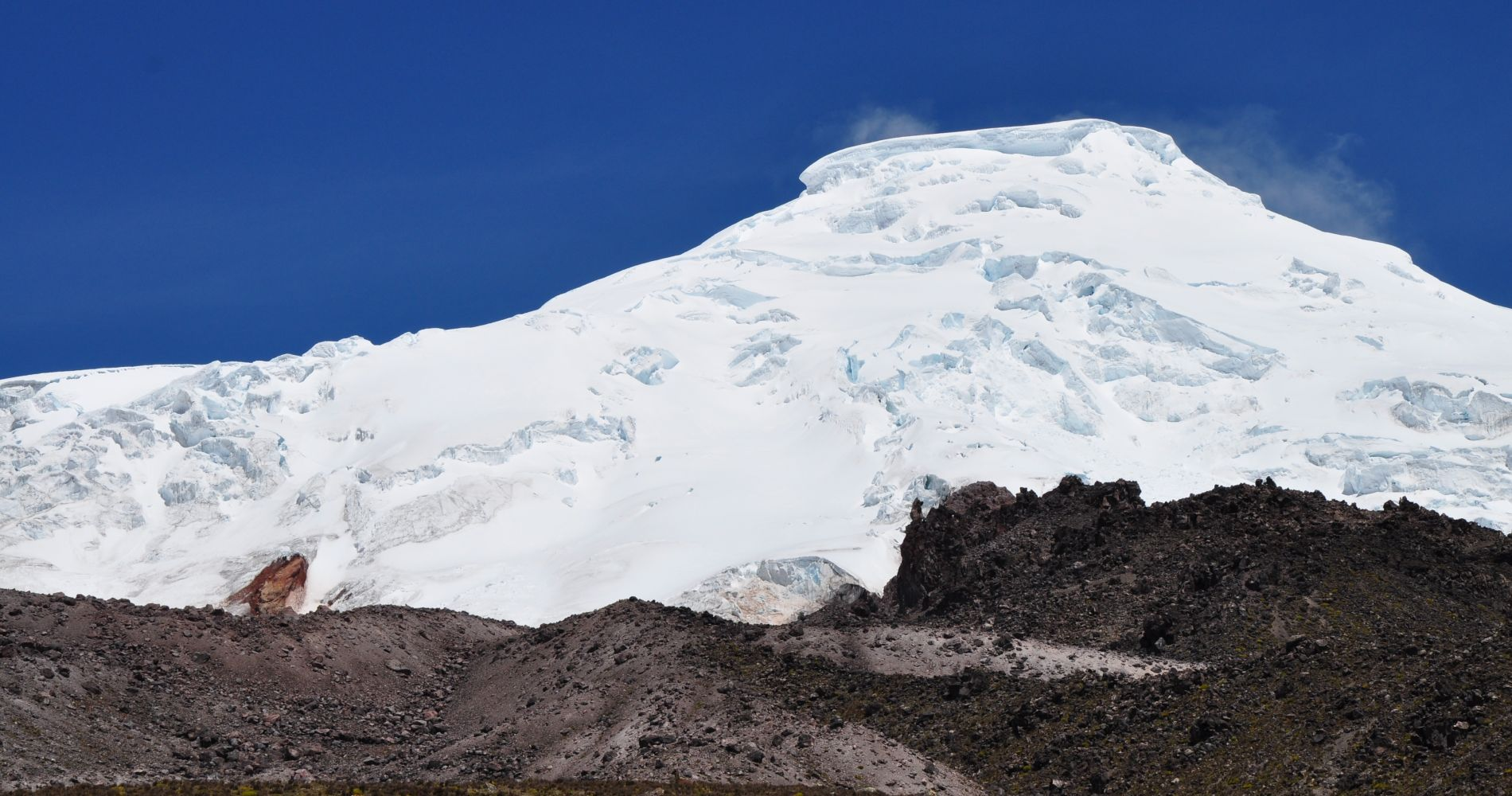 Antisana Volcano Experience from Quito for Two