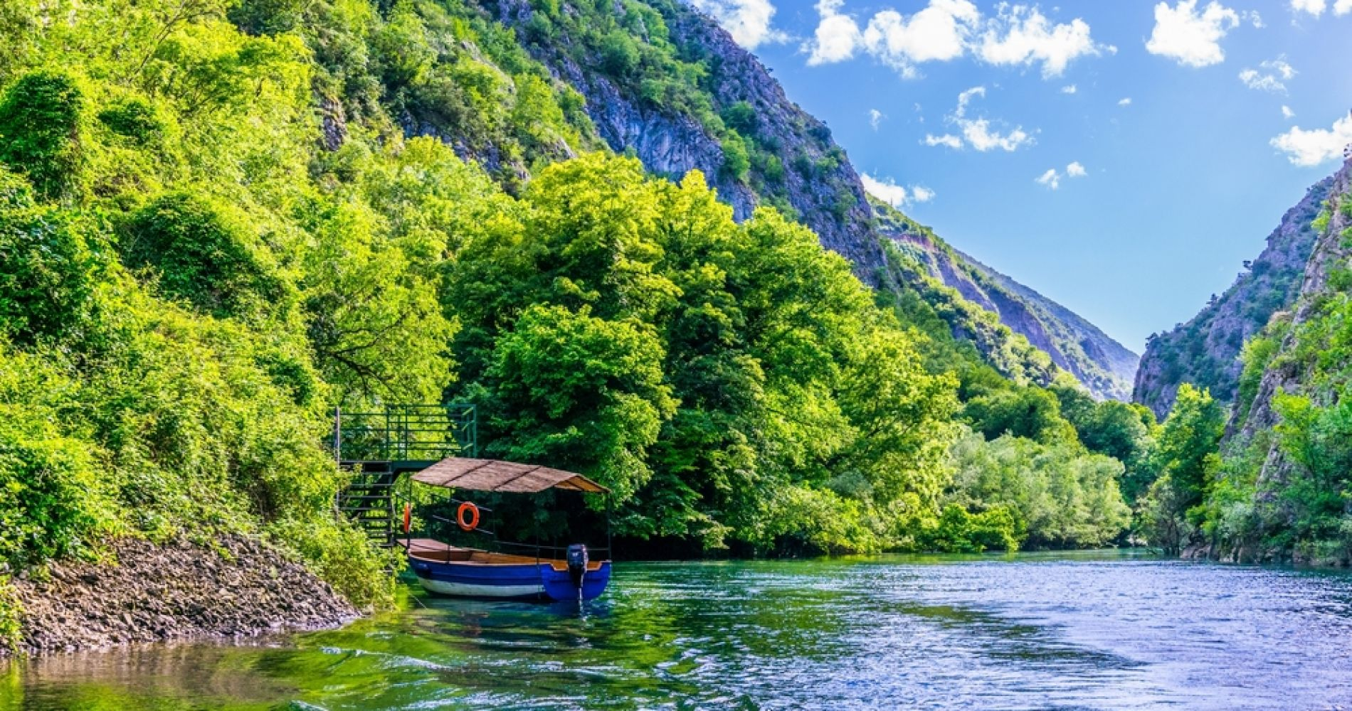 Spectacular Matka Canyon Tour from Skopje for Two