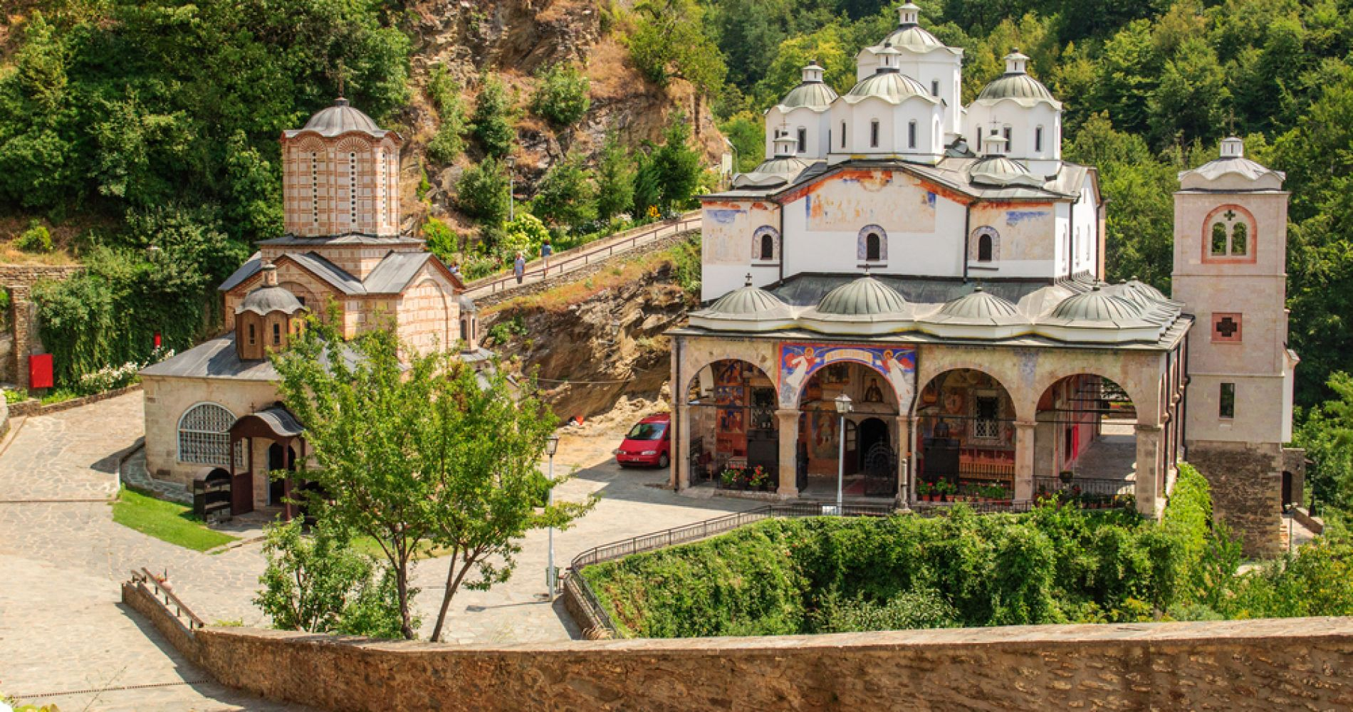 Monastery Osogovski and Kokino Private Day Trip for Two