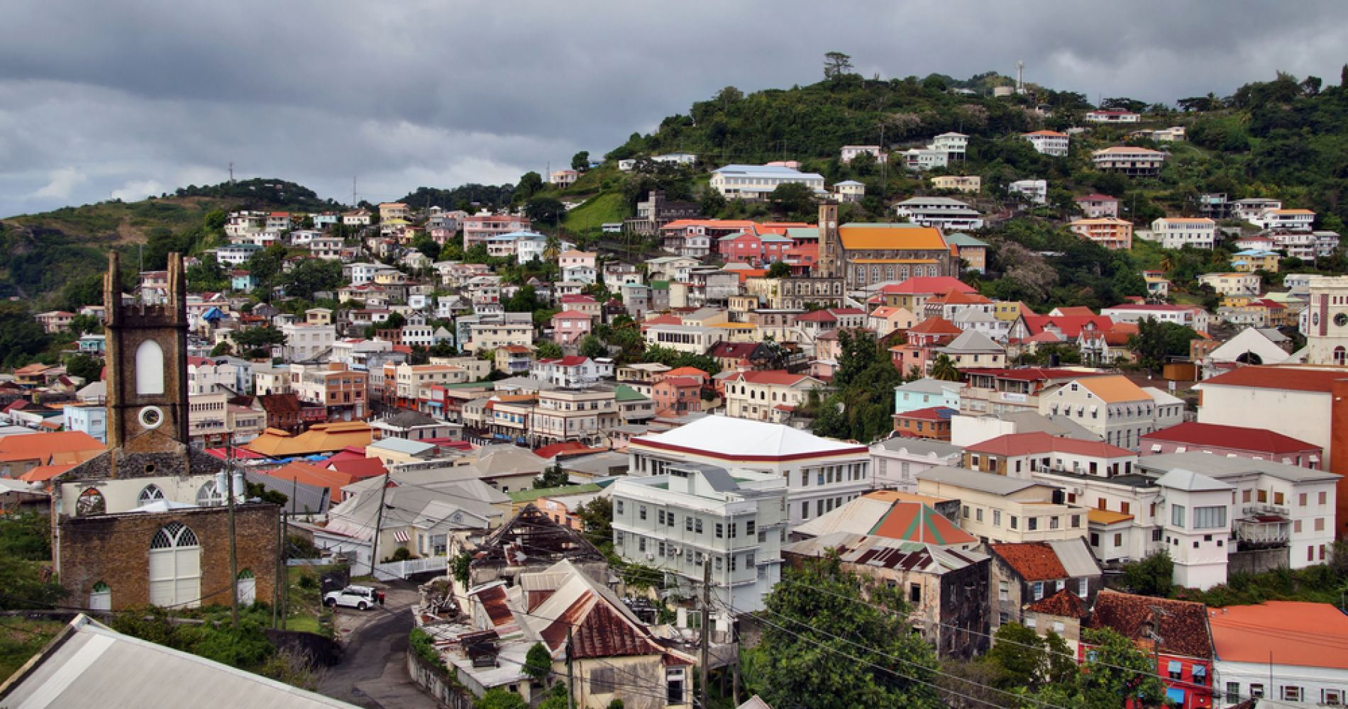 Full-Day Tour with Chocolate and Rum Sampling in Grenada