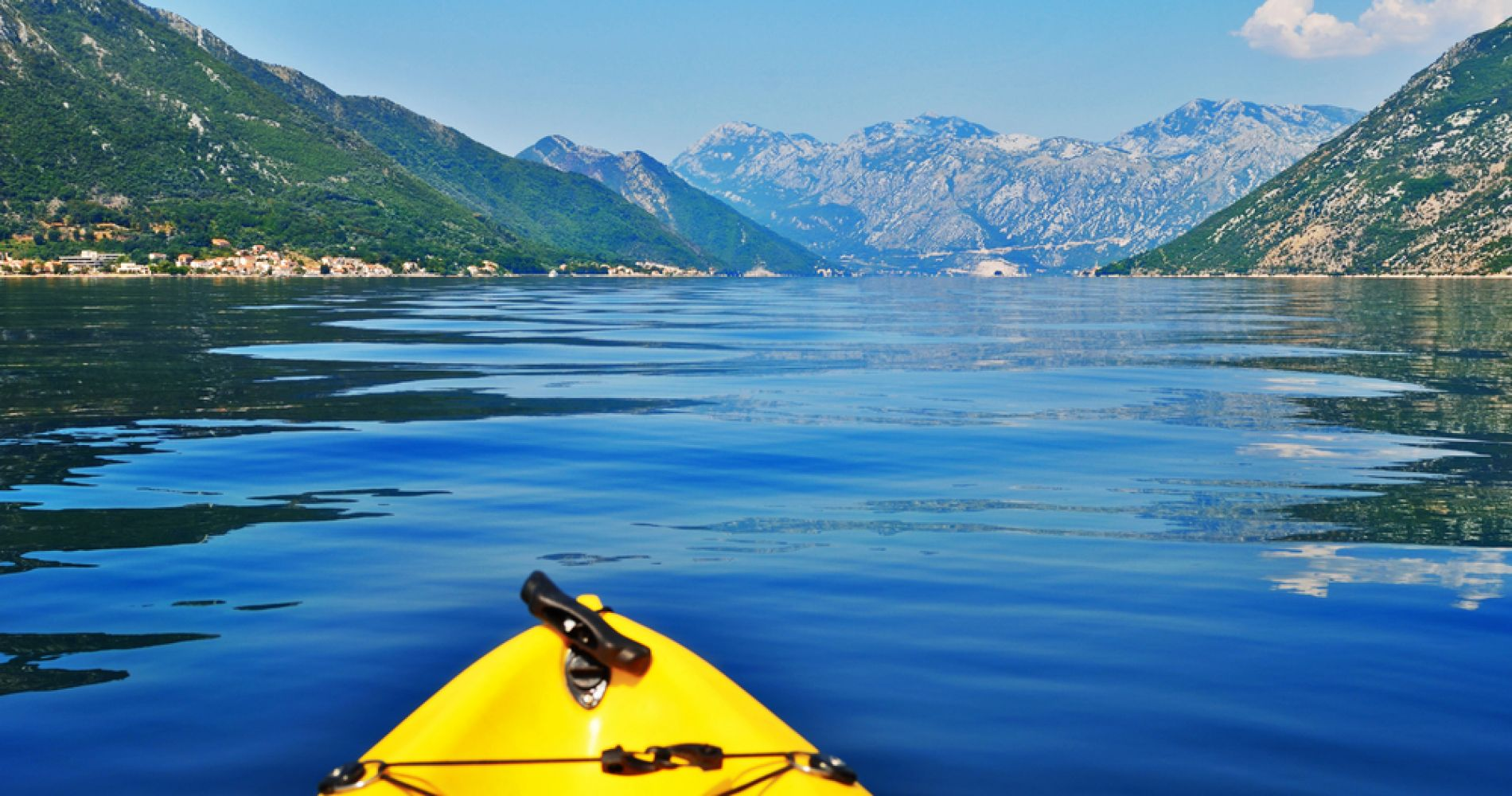 Blue Cave Kayak & Snorkeling Adventure from Kotor