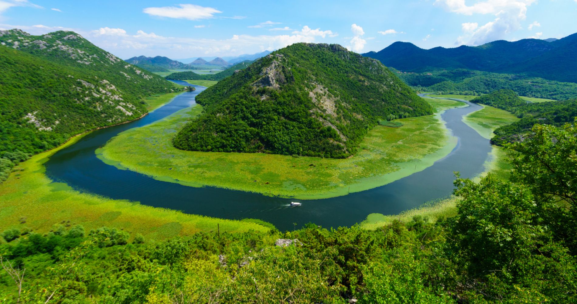 Skadar Lake National Park Tour
