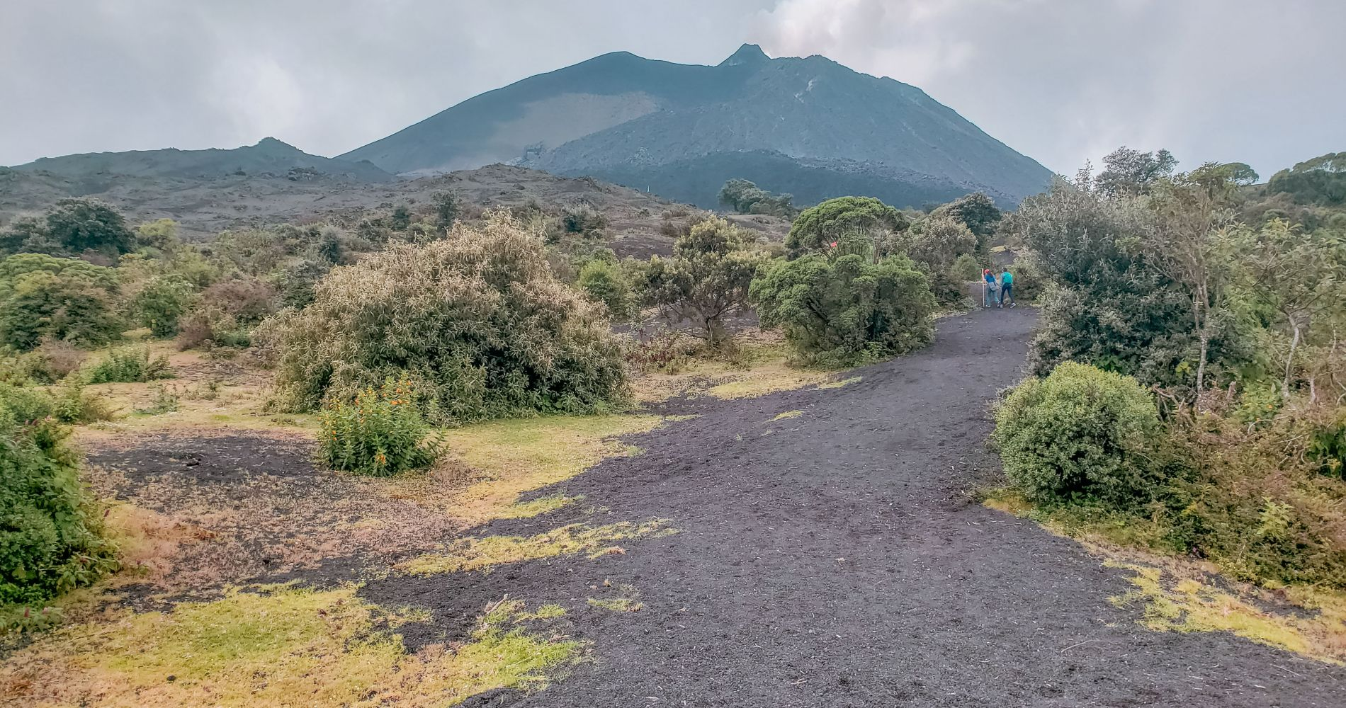Pacaya Volcano Tour and Hot Springs with Lunch