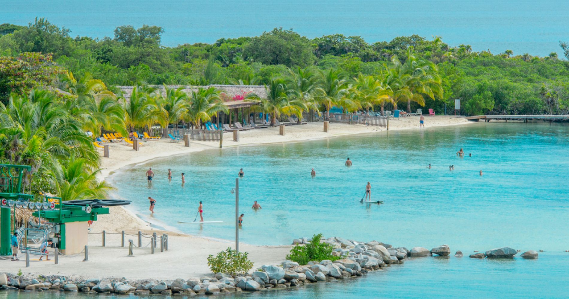 Sightseeing Tour around Roatan Island for Two