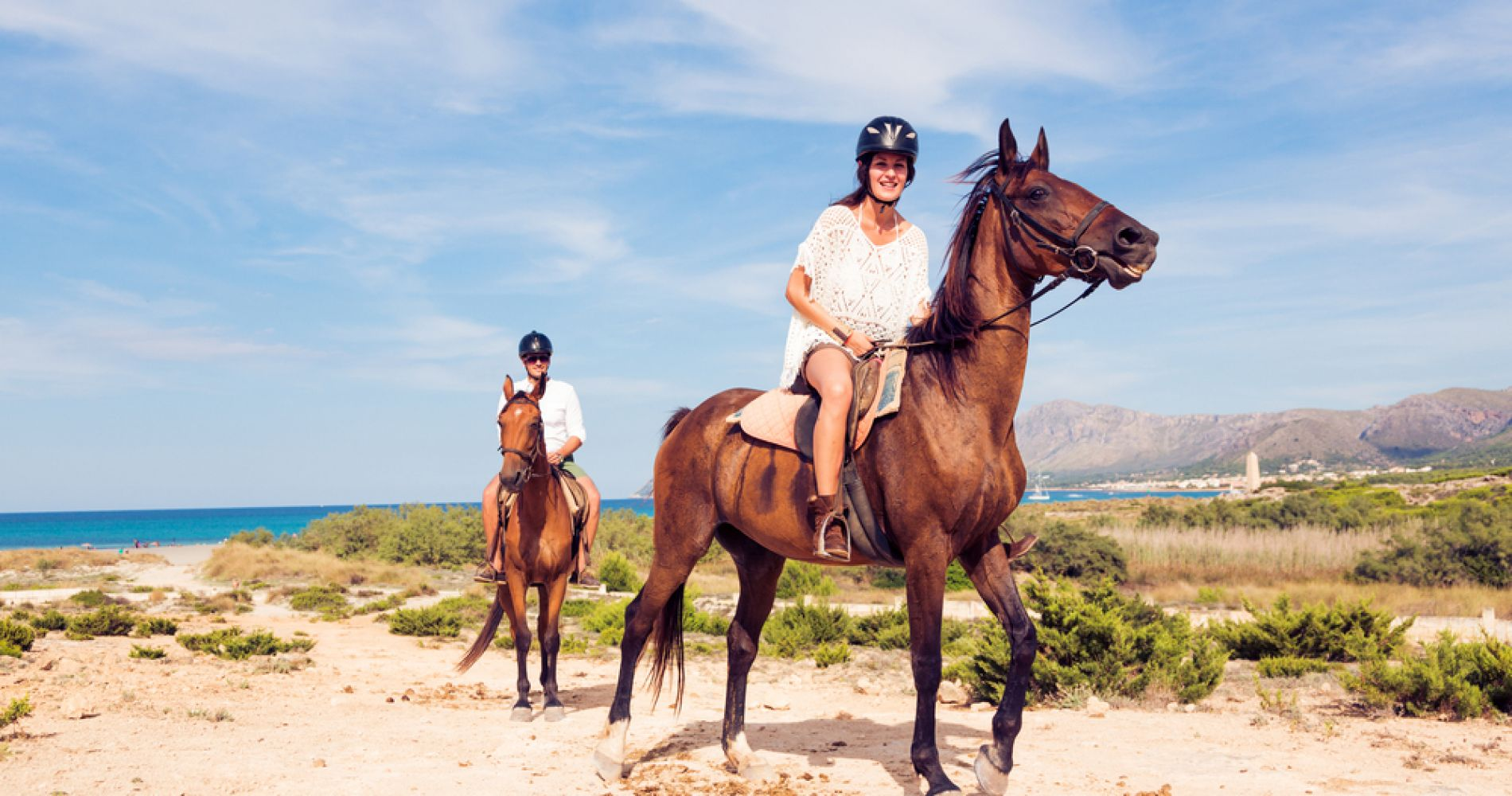 ATV & Pacific Horseback Riding Experience in Los Cabos for Two
