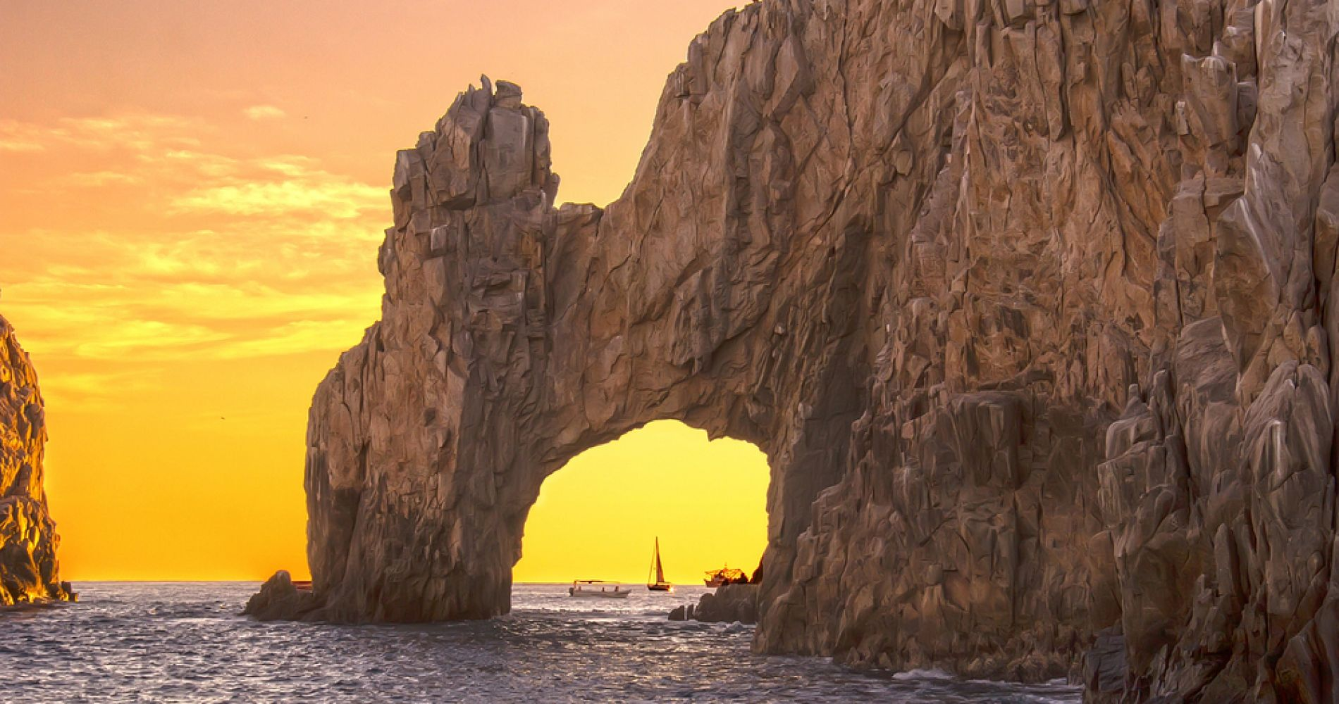 Cabo Sunset Sailing Cruise in Mexico