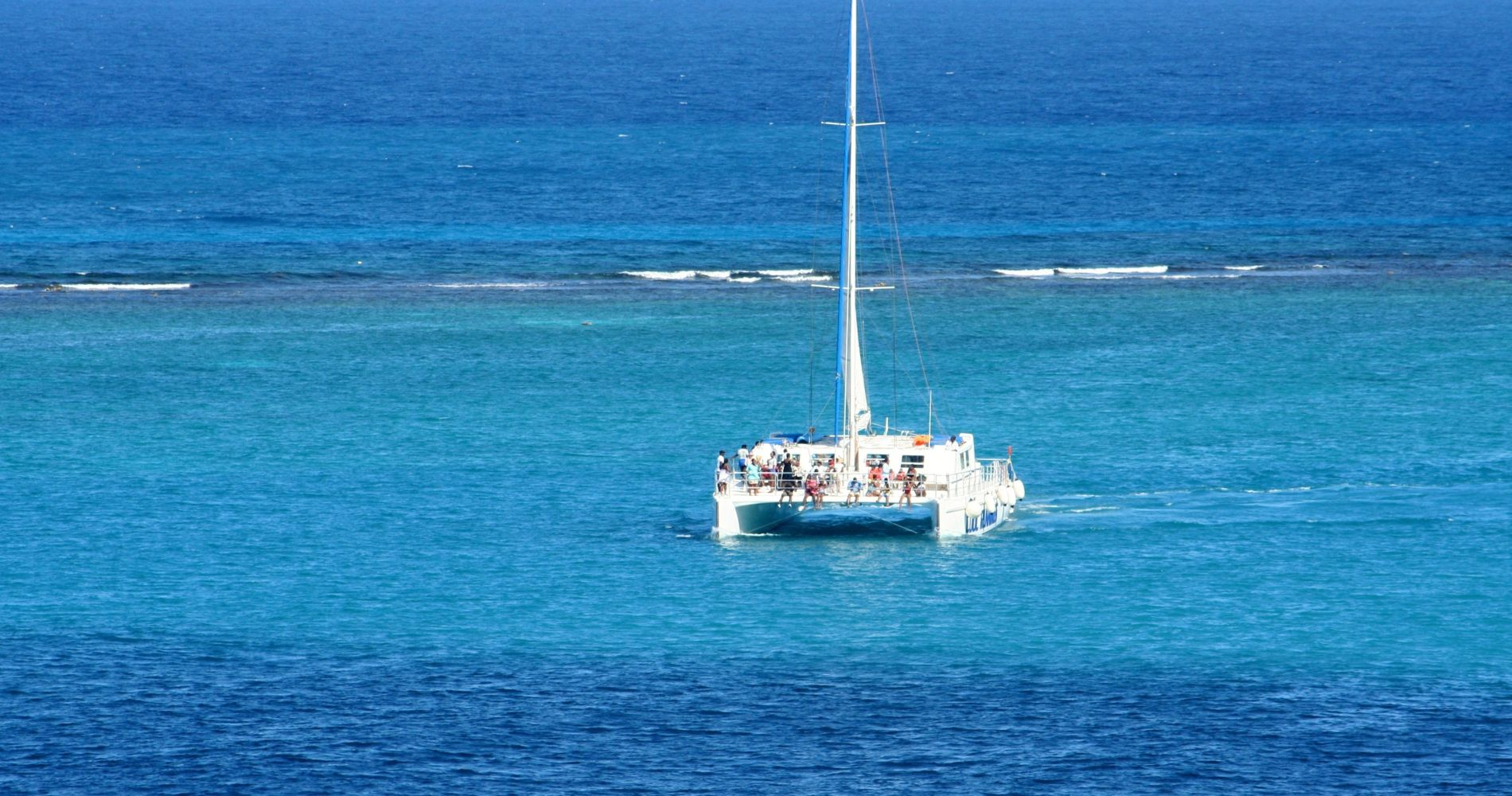 Full-Day Culebra Island Catamaran Voyage for Two