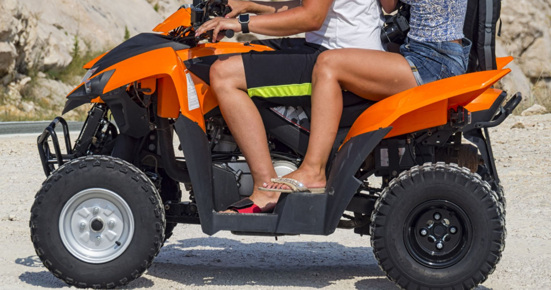 ATV Experience on St. Kitts