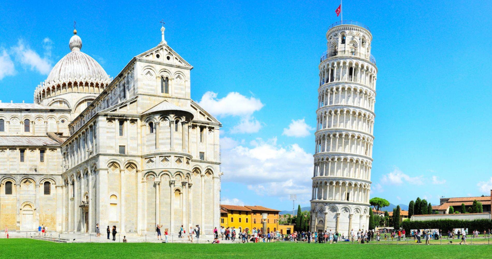 Pisa & Leaning Tower Trip from Florence