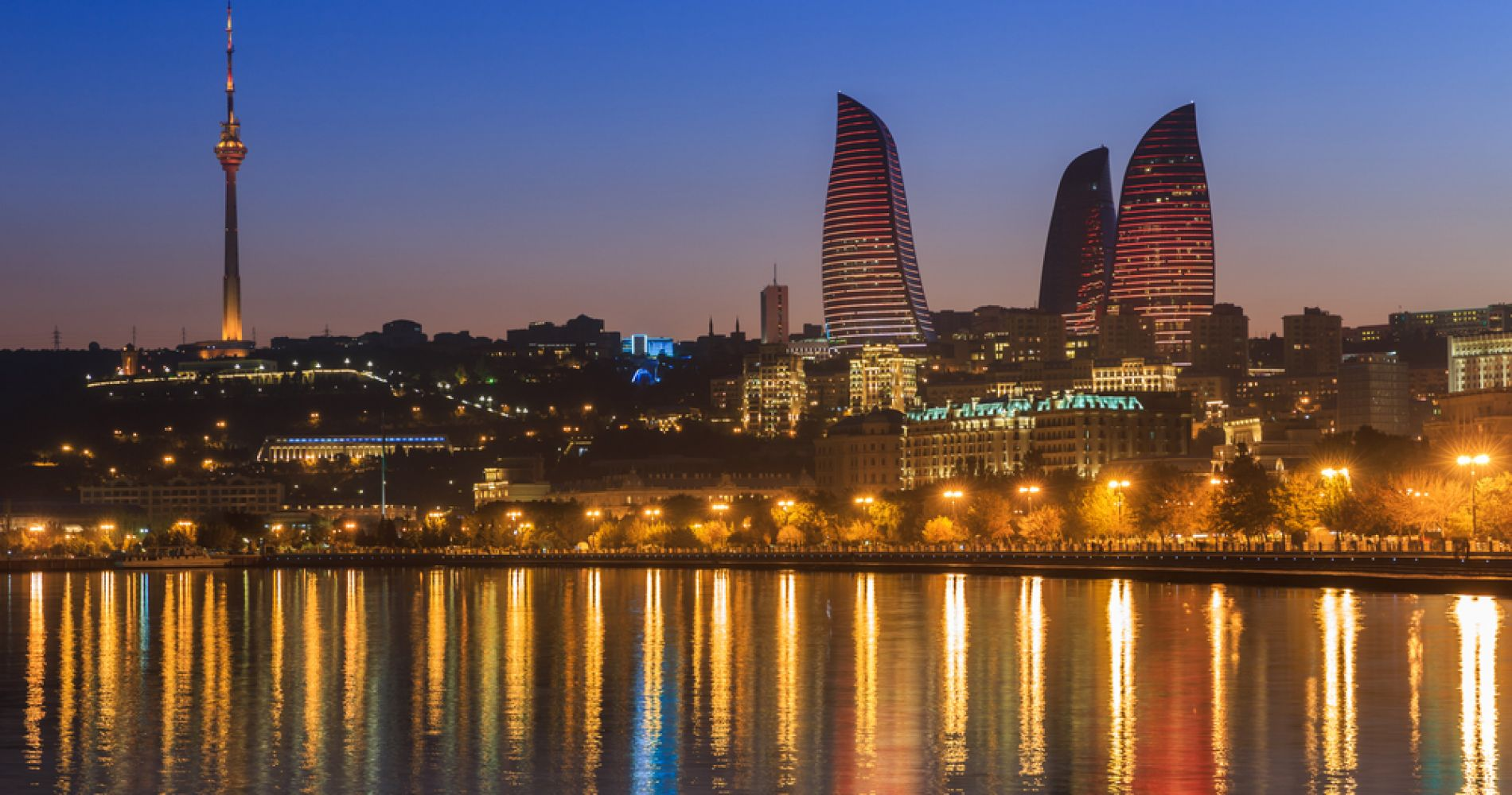 Private Night Tour of Baku