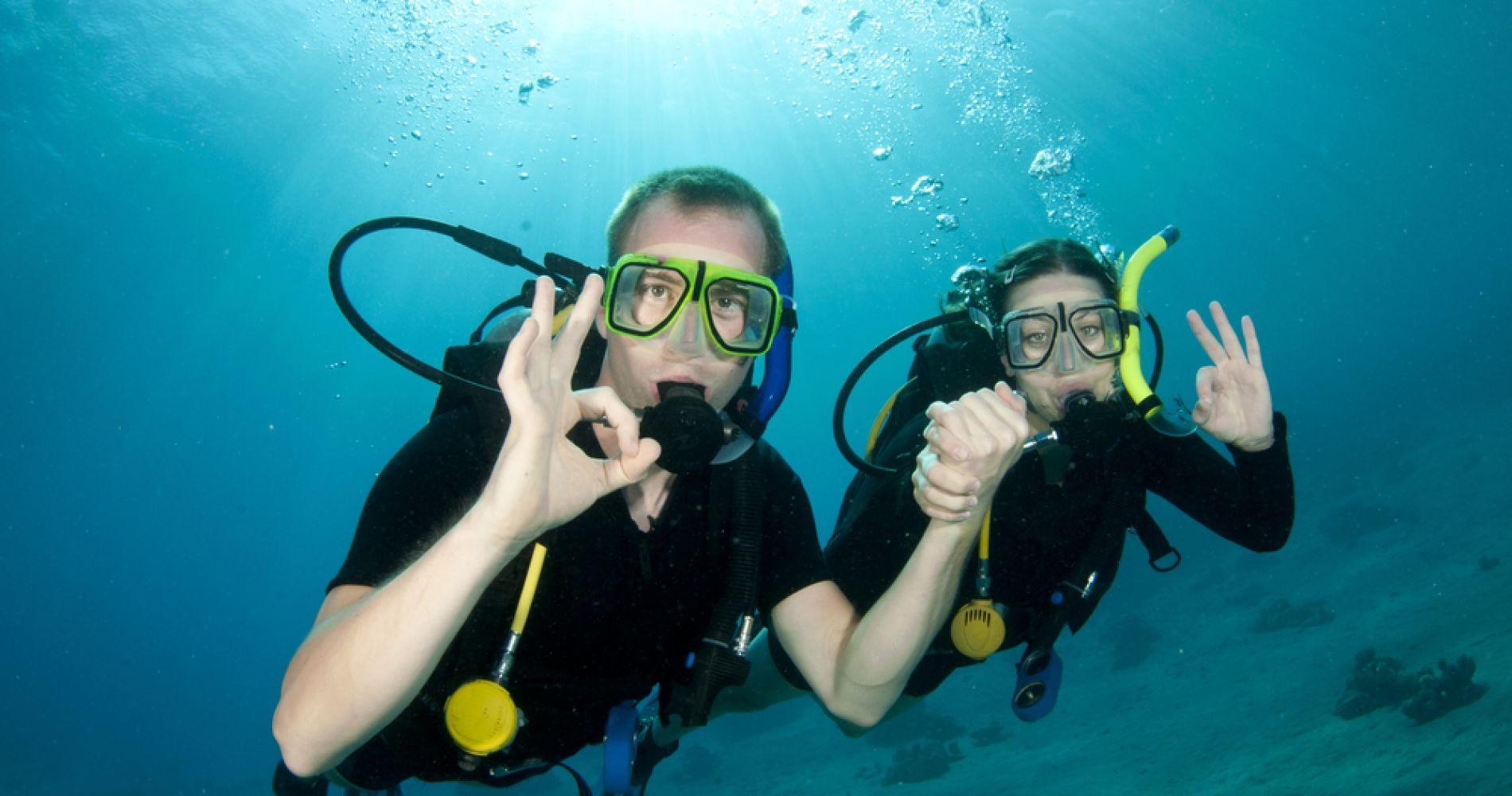 One-Day Beginners Diving Program in Freeport