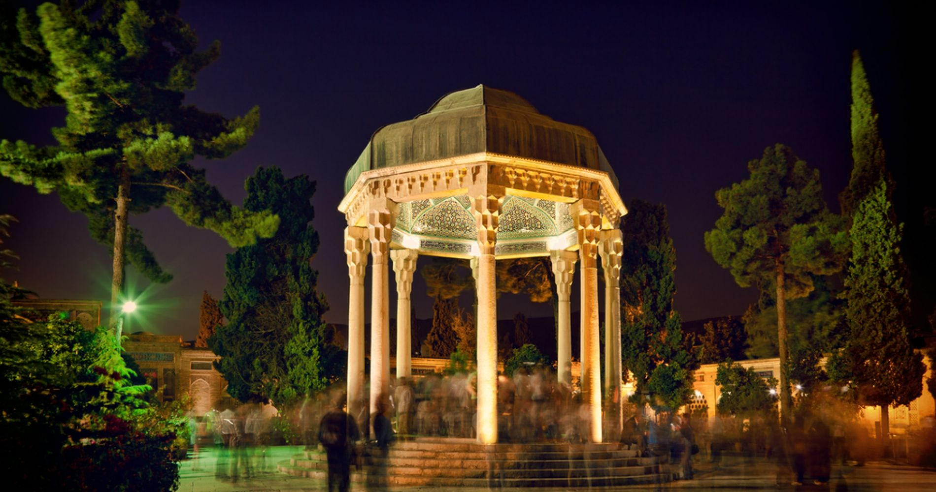 The Sounds of Shiraz in Iran